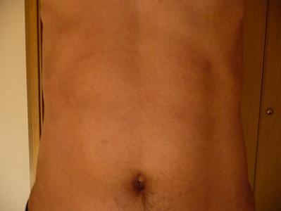 2012年11月1日の腹筋