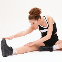 足の指を開くトレーニング