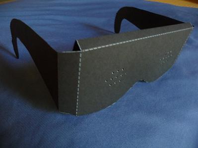 視力回復メガネ